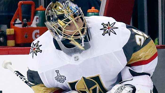 News video: Knights Offer Fleury Huge Payday