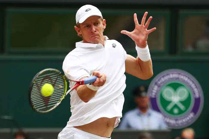 Kevin Anderson Outlasts John Isner in Record-Breaking Wimbledon Match