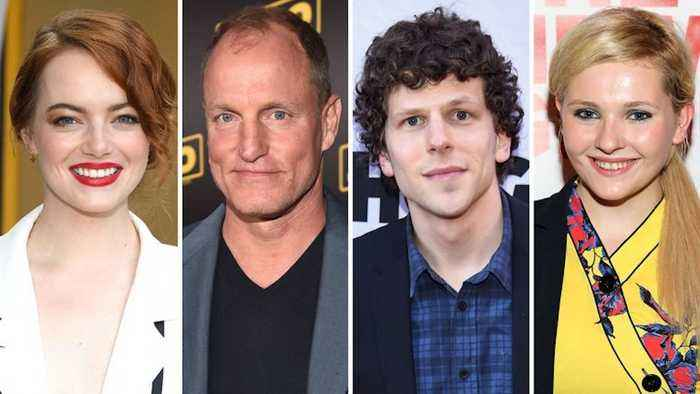 News video: Emma Stone, Woody Harrelson, Jesse Eisenberg & Abigail Breslin to Reunite for 'Zombieland' Sequel | THR News