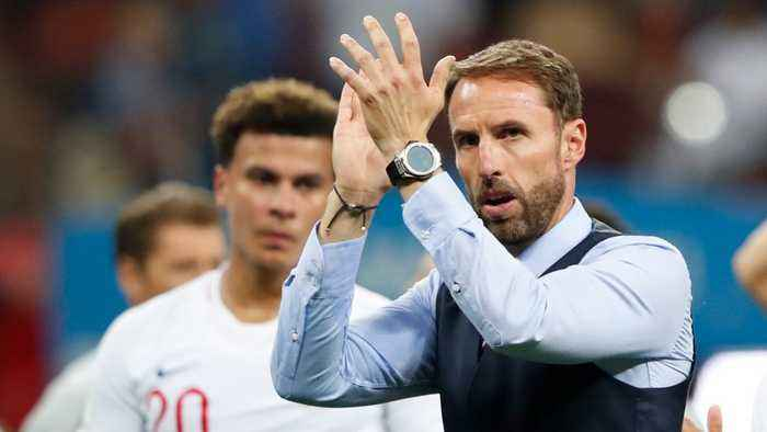 News video: England Makes Changes To Starting Line Up For Belgium Game