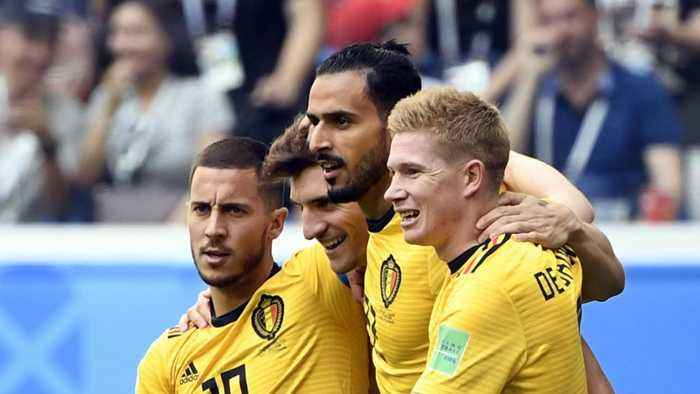 Belgium Beats England In World Cup Third-Place Match