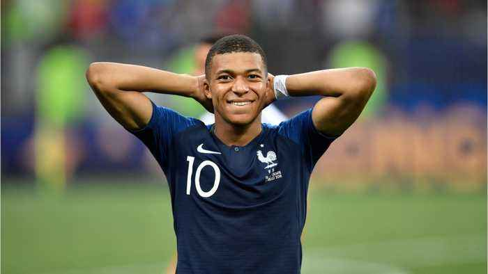 News video: What To Know About France's Star Soccer Player Kylian Mbappé