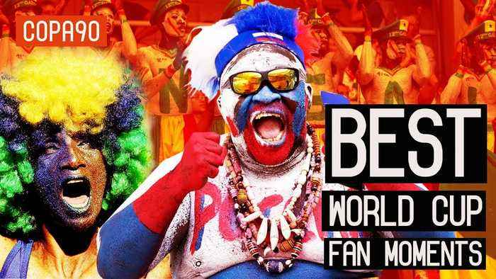 News video: The Best World Cup Fan Moments
