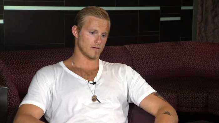 Alexander Ludwig On Addiction, 'Bite The Bullet' Campaign