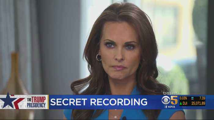 News video: Former Lawyer Has Secret Recording Of Trump Discussing Payment To Former Playboy Model