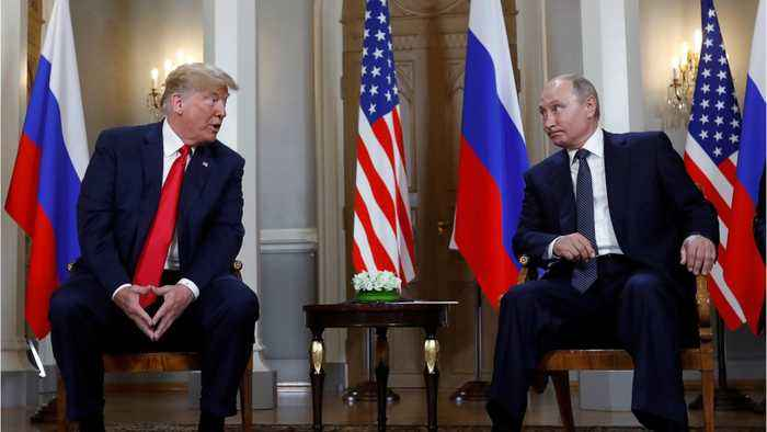 Fifty Percent Of Americans Disapprove Of Trump's Meeting With Putin