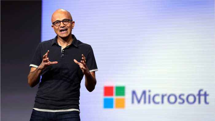 Microsoft CEO Satya Nadella Has The Company Heading Towards $1 Trillion