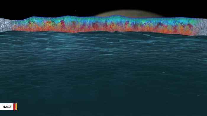 Traces Of Life On Europa May Be Just Beneath The Surface