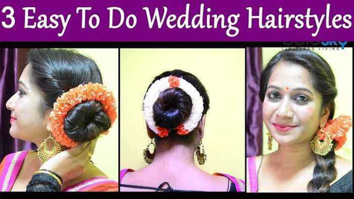 Hairstyle Tutorial 3 Simple Easy To Do One News Page Us Video