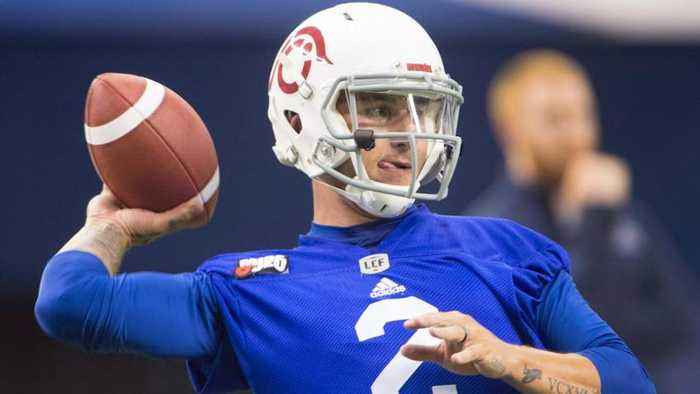 News video: Johnny Manziel expects 'growing pains' at Montreal Alouettes