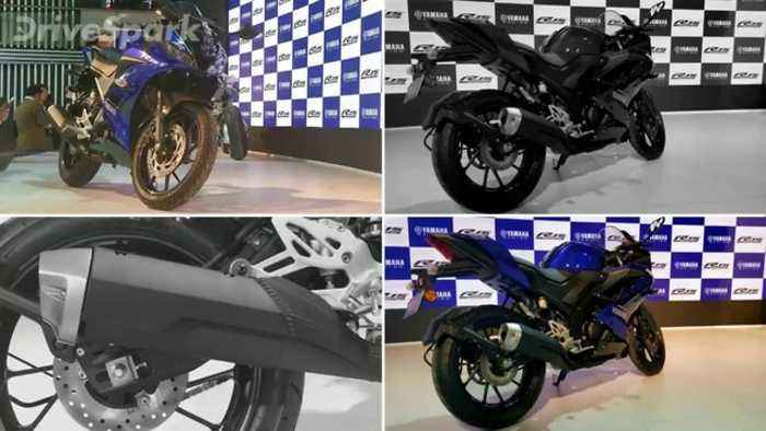 Auto Expo 2018 - Yamaha R15 V3 0 India, Price, Specs, Colours, Features -  DriveSpark