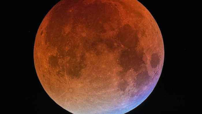 blood moon meaning science - photo #37