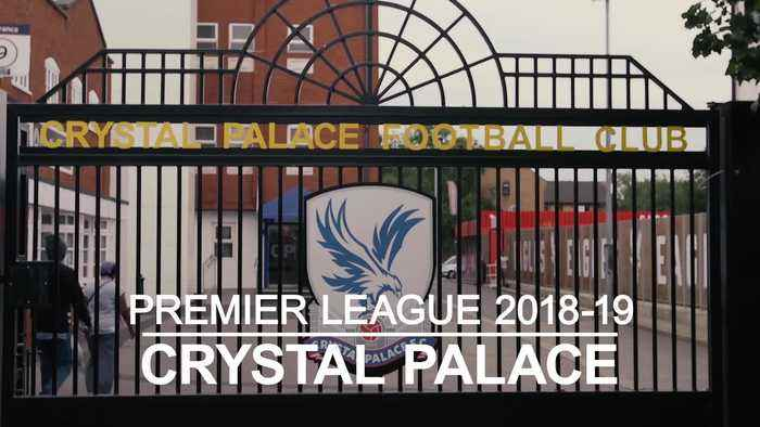 News video: Premier League 2018-19 profile: Crystal Palace