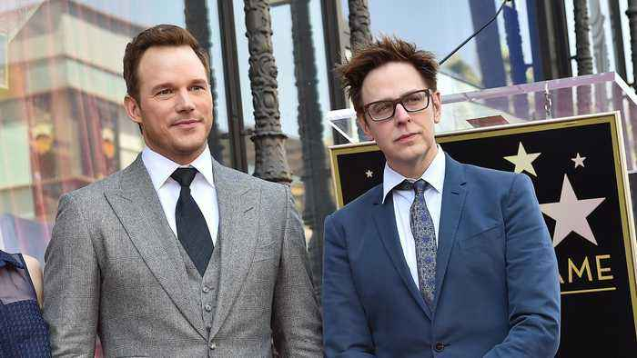 'Guardians Of The Galaxy' Cast Write Letter In Support Of Director James Gunn