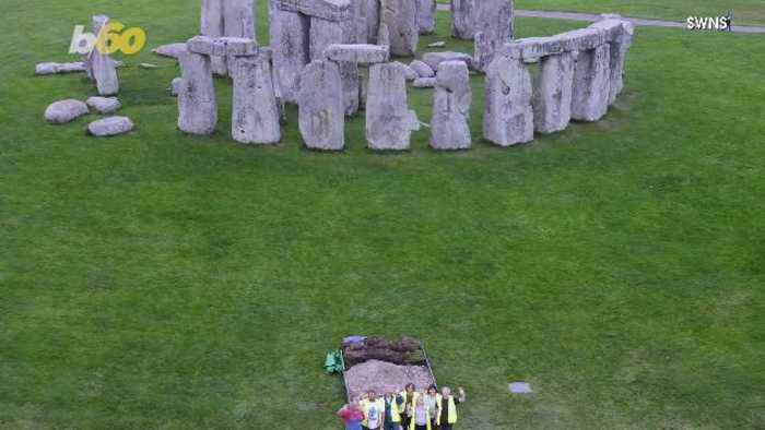 Stonehenge Was Built with Help from People from Wales: Study