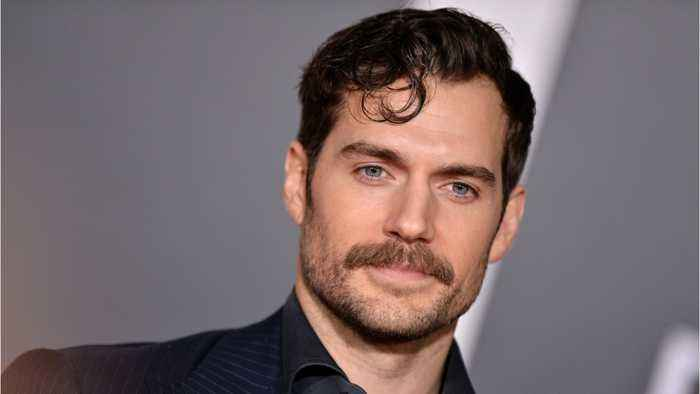 Henry Cavill's Mustache Apparently Caused Production Problems
