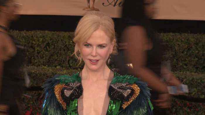 News video: Nicole Kidman to join Charlize Theron in Roger Ailes film