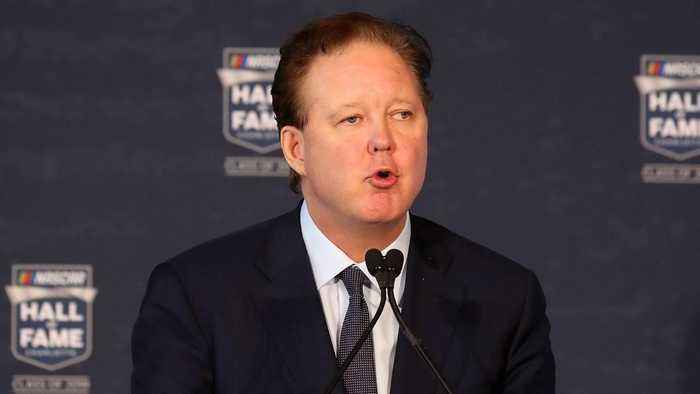 News video: NASCAR CEO Brian France Arrested For DUI in Hamptons