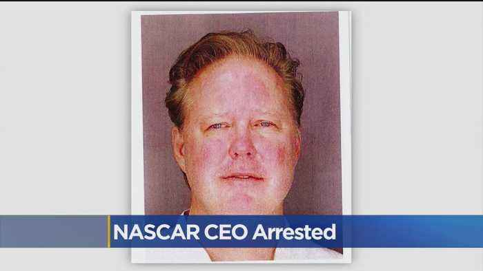 News video: NASCAR CEO Brian France Takes Leave After DWI, Drug Arrest