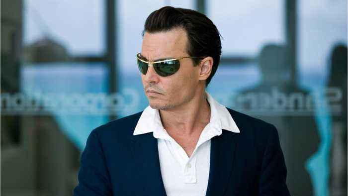 Johnny Depp's Notorious B.I.G. Movie Pulled Due To Lawsuit