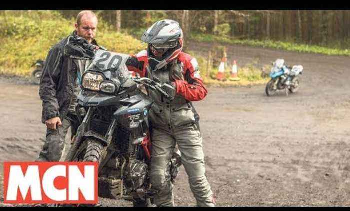 News video: Part 2: BMW Off Road Skills | Experiences | Motorcyclenews.com