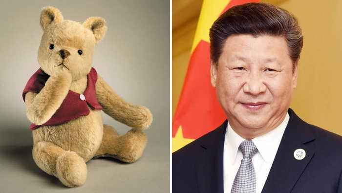 China Bans the New Winnie the Pooh Movie?