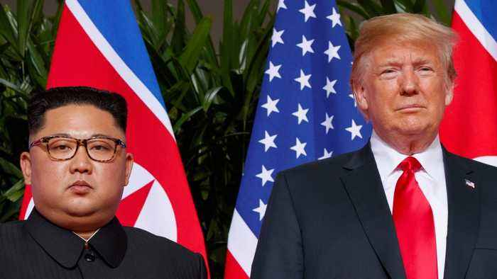 North Korea Chides U.S. Sanctions