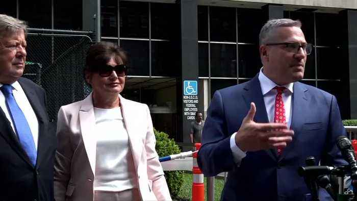News video: Melania Trump's parents become U.S. citizens