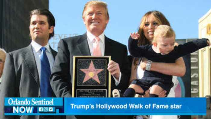 If Trump's Walk of Fame star goes, others should follow