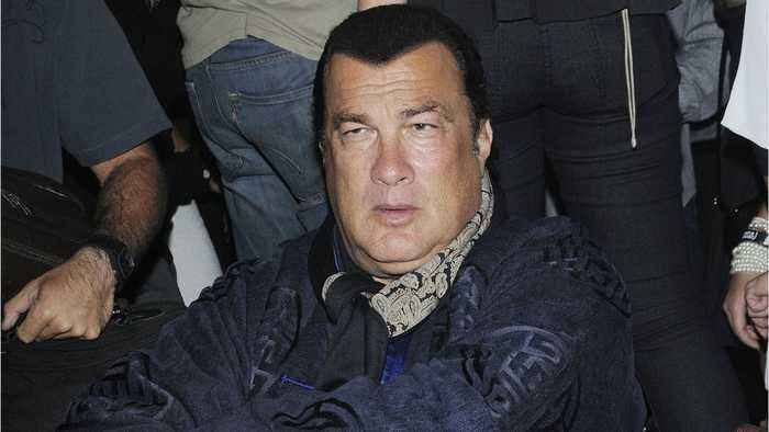 News video: Steven Seagal Sexual Assault Case Sent To DA's Office