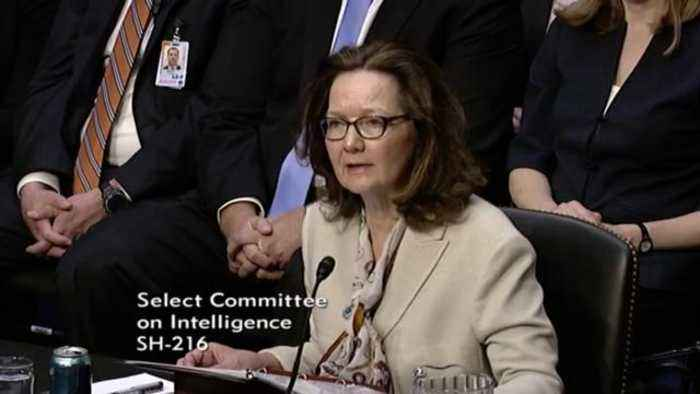 Cables Shed Light On Waterboarding At Prison Run By CIA's Gina Haspel