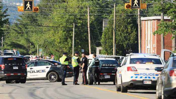 News video: Witnesses describe hearing Fredericton shooting