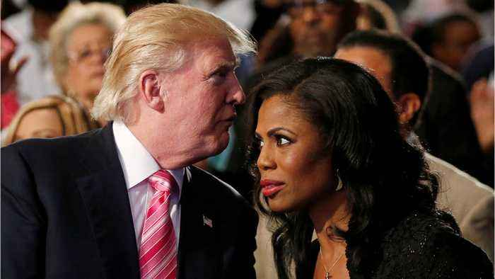 Omarosa Talks About Hush-Money Offer From Trump After Leaving White House