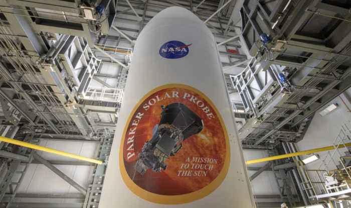 NASA delays launch of solar probe