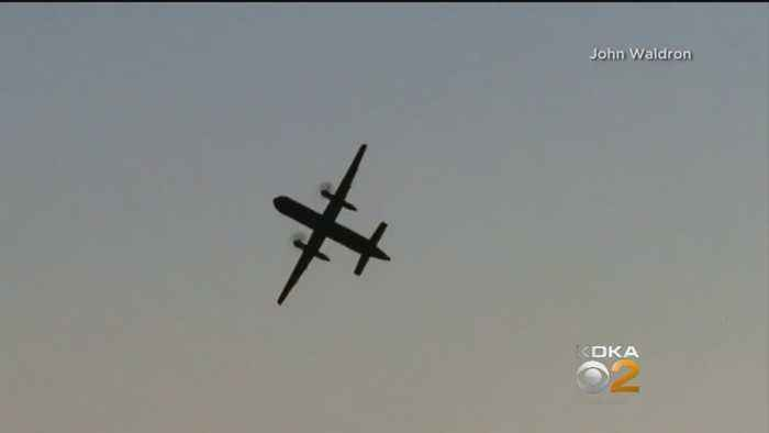 News video: Authorities Probe How Airline Employee Could Steal Plane
