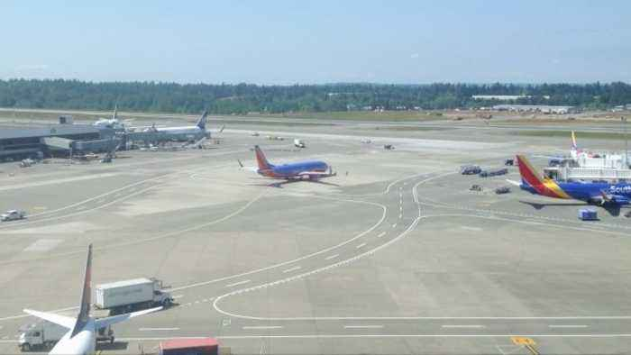 News video: FBI, FAA Investigating After Airline Worker Steals Plane