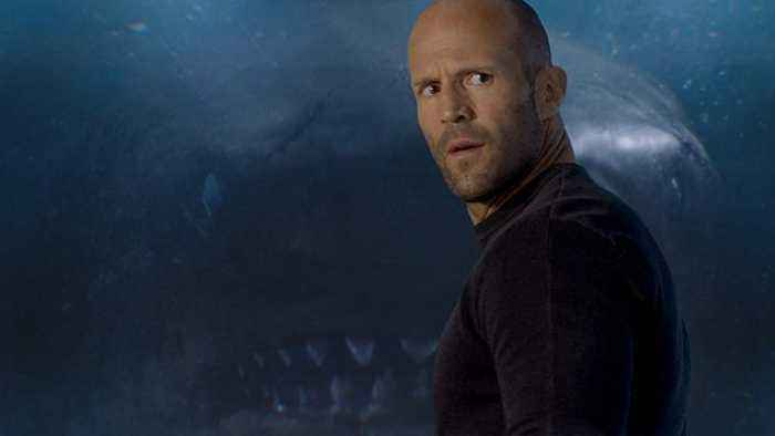 'The Meg' Is a Bigger Box-Office Hit Than Expected