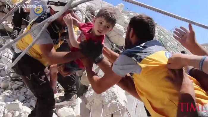 Blast at a Building in Northern Syria Kills at Least 36