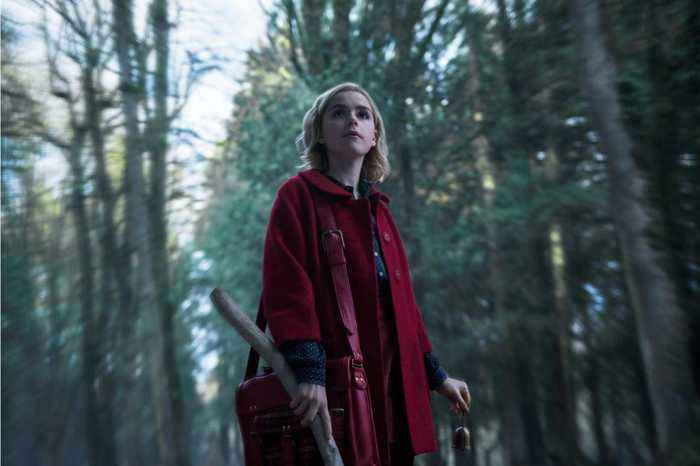 See Kiernan Shipka in the First Photos From The Chilling Adventures of Sabrina
