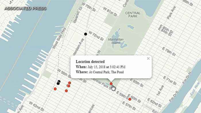 Google may be tracking your location