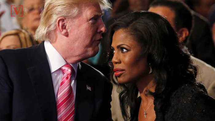 Trump Calls Omarosa a 'Dog' on Twitter After He Denies Her Claims of Racism