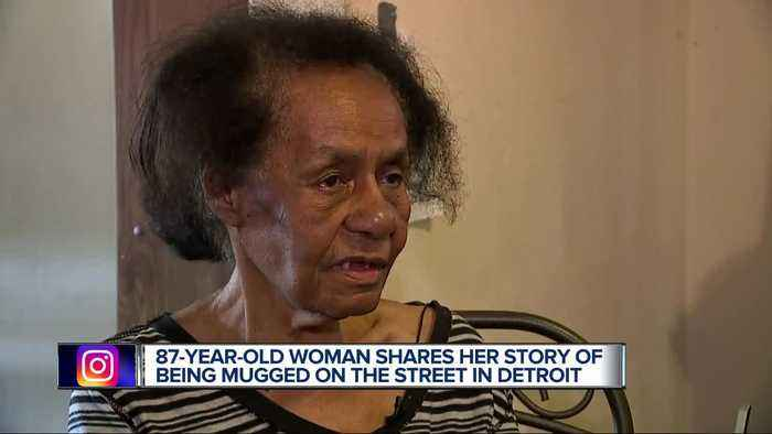 Teen ordered to stand trial in mugging of 87-year-old Detroit woman