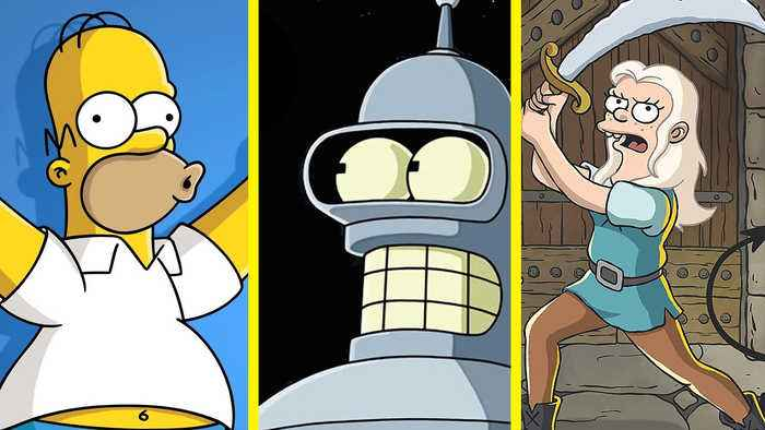 The Evolution of Matt Groening
