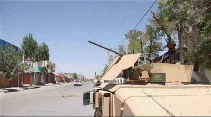 News video: Afghan army makes significant gains against Taliban in Ghazni