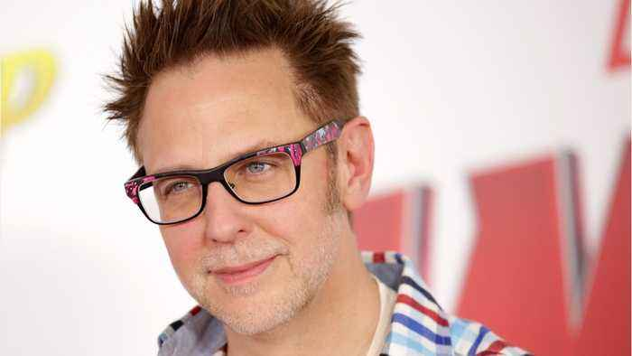 Disney Isn't Rehiring James Gunn For 'Guardians 3'