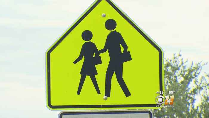 News video: Back To School: Stay Safe At School Bus Stops