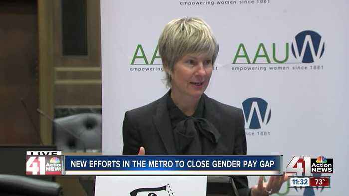 New initiative to help close the gender pay gap in the KC region