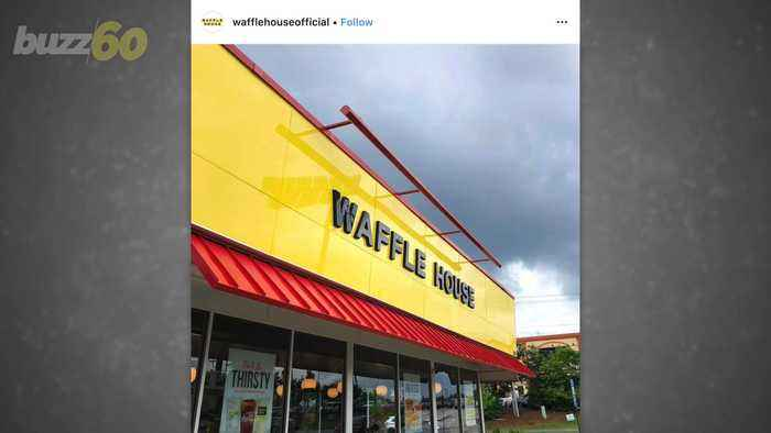 Waffle House Now Has Food Trucks One News Page Video