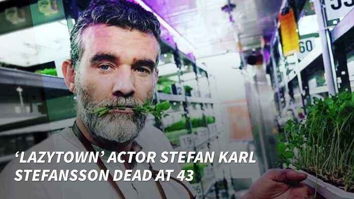 'LazyTown' Actor Stefan Karl Stefansson Dead at 43