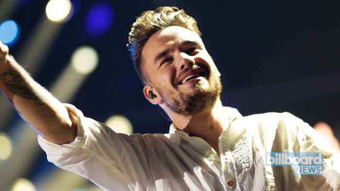 Liam Payne Drops Debut EP 'First Time' | Billboard News